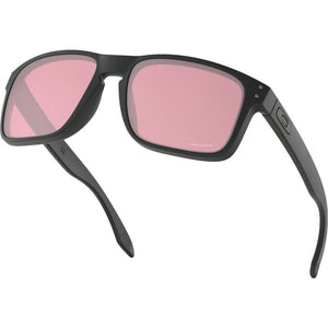 Oakley Holbrook Sunglasses - Matte Black W/ Prizm Dark Golf