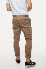 Load image into Gallery viewer, Industrie Mens The Cuba Chino Pant - CARAMEL