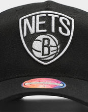 Load image into Gallery viewer, Mitchell & Ness Brooklyn Nets 110 Cap