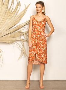 Wish Ladies Sundrenched Dress - Sienna