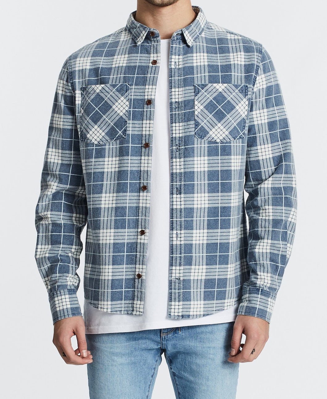 Nena & Pasadena Charge L/S Shirt