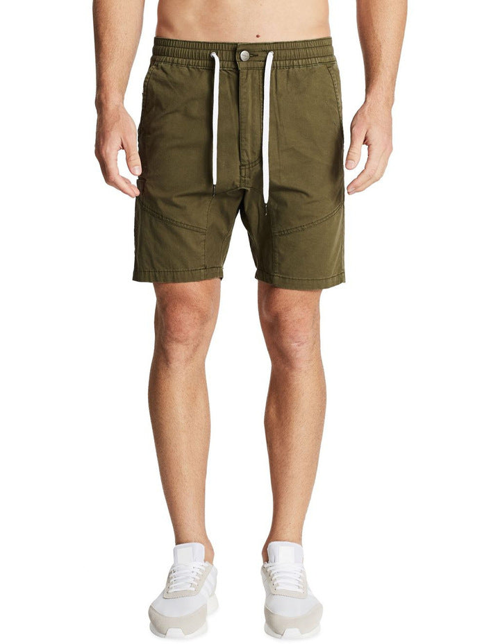 Nena & Pasadena Men's Commander Short 2.0 - Cypress Green