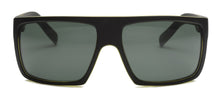 Load image into Gallery viewer, Otis Capitol Sunglasses - Matte Black / Olive / Grey