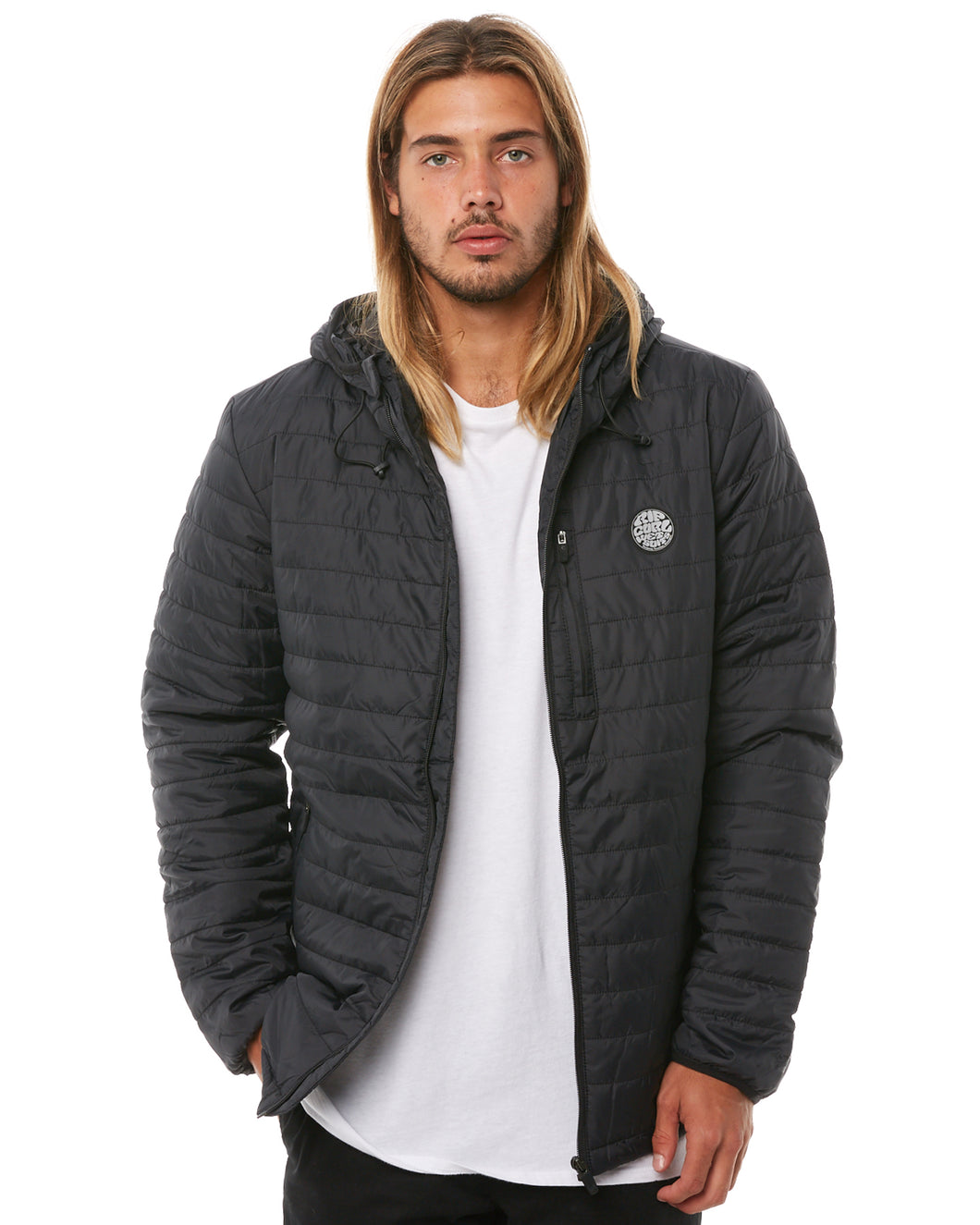 Rip Curl Men's Melting Anti Series Jacket - Black