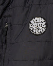 Load image into Gallery viewer, Rip Curl Men's Melting Anti Series Jacket - Black