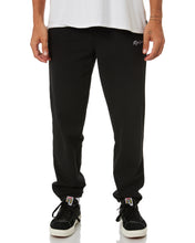 Load image into Gallery viewer, Rip Curl Mens Beach Script Track Pant - Black