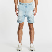 Load image into Gallery viewer, Nena & Pasadena Men's Destroyer Short - Mexican Blue
