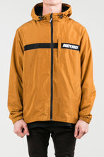 Load image into Gallery viewer, Rusty Men's Decades Hooded Jacket - Tobacco