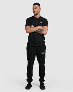 RVCA Men's Swift Sweat Pant - Black