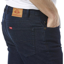 Load image into Gallery viewer, Riders By Lee Men's Classic Straight Slim Jean - Flat Indigo