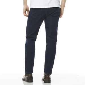 Riders By Lee Men's Classic Straight Slim Jean - Flat Indigo