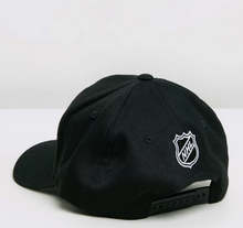 Load image into Gallery viewer, Majestic Colour Crest High Crown 110 Pinch Hat - Rangers Blk