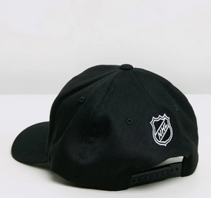 Majestic Colour Crest High Crown 110 Pinch Hat - Rangers Blk