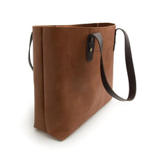 Load image into Gallery viewer, Stitch & Hide Emma Tote Bag - Maple