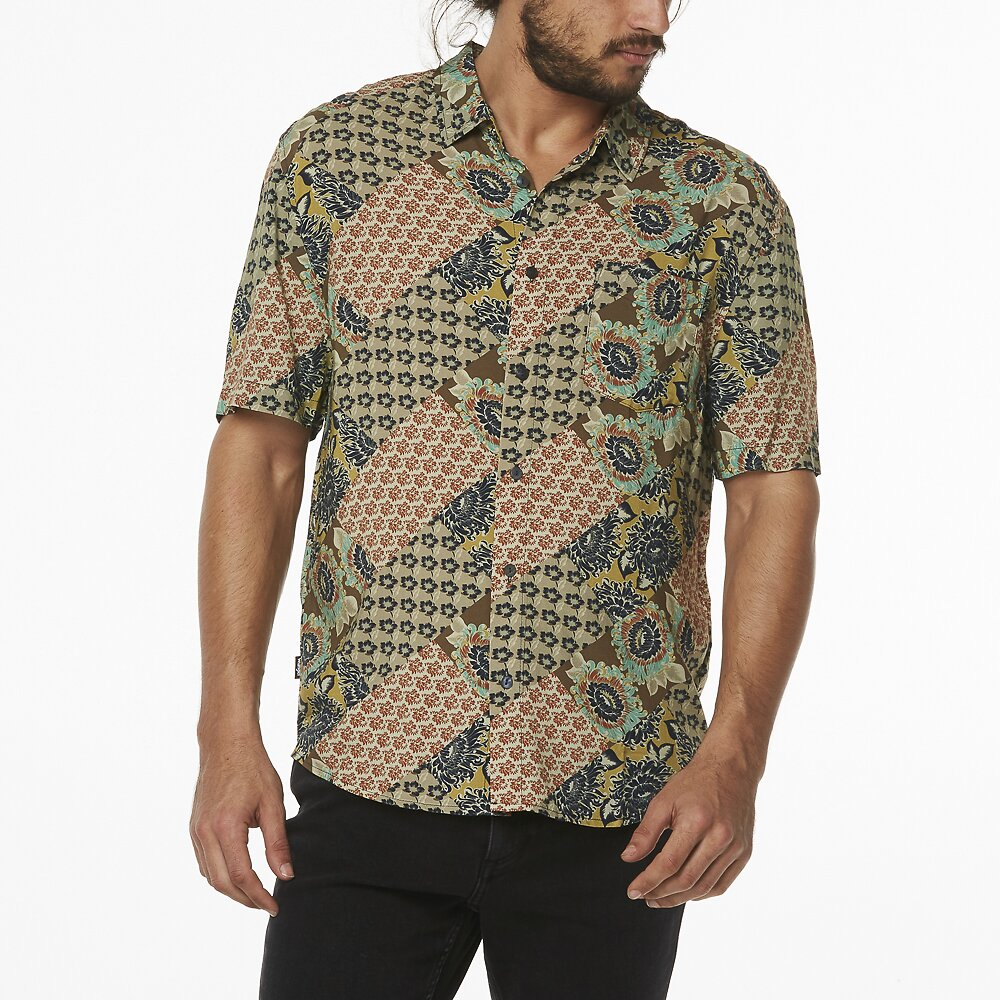 Wrangler Men's Garageland Shirt - Gypsy Road