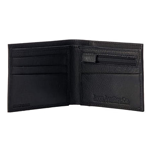 Loop Leather Co Bob Wallet - Black