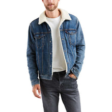 Load image into Gallery viewer, Levi's Men's Sherpa Trucker Jacket