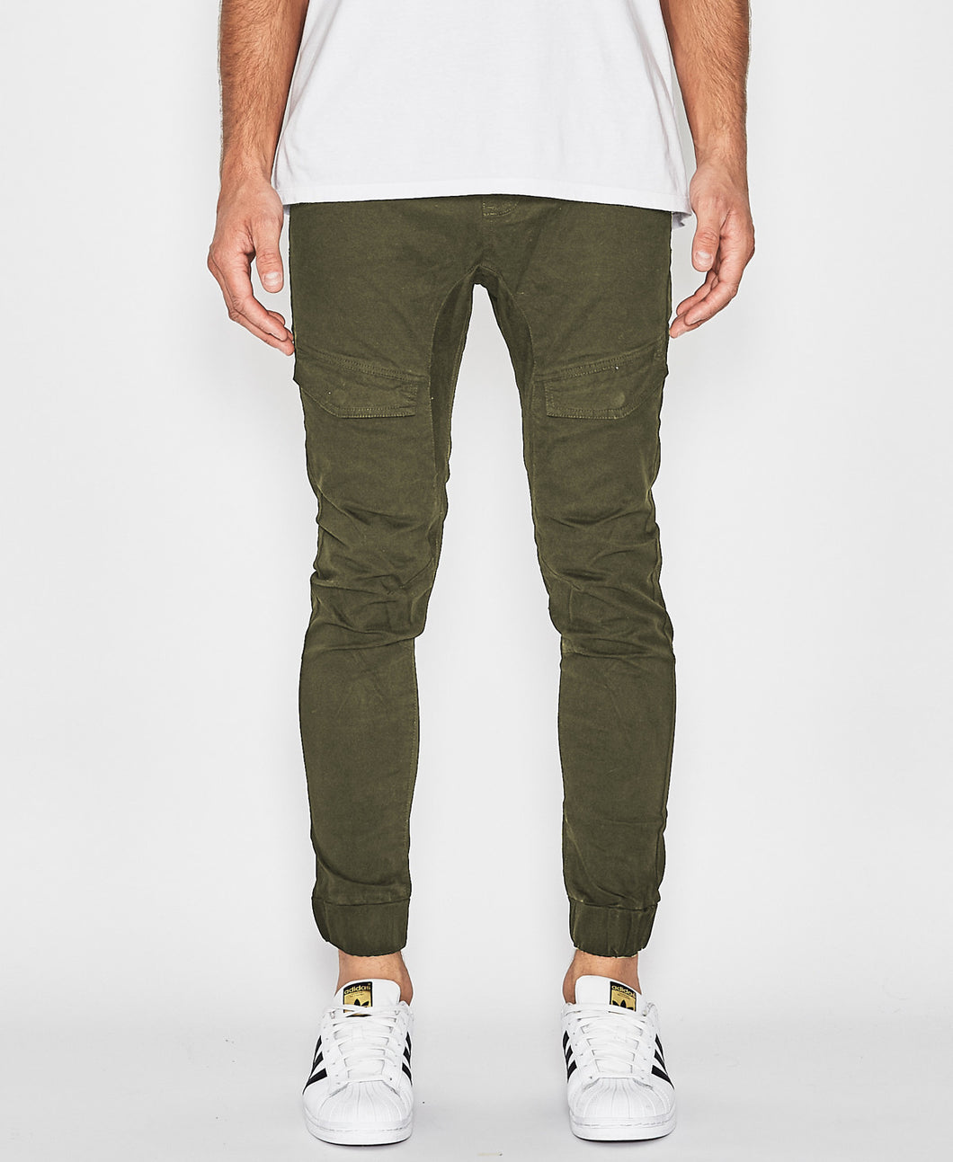Nena & Pasadena Men's Flight Pant - Ivy Green