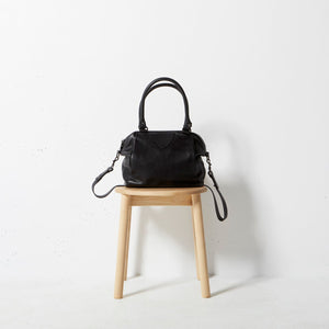 Status Anxiety Force Of Being Hand Bag - Black