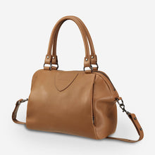 Load image into Gallery viewer, Status Anxiety Force Of Being Hand Bag - Tan