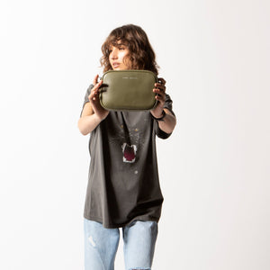 Status Anxiety Plunder Hand Bag - Khaki