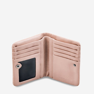 Status Anxiety Ladies Is Now Better Wallet - Dusty Pink