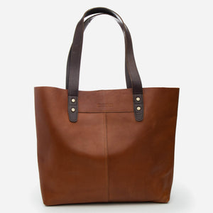 Stitch & Hide Emma Tote Bag - Maple