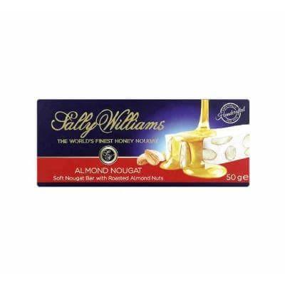 Sally Williams Nougat Almond 50G