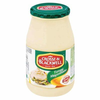 Crosse & Blackwell Tangy Mayonaise 750G Sauces