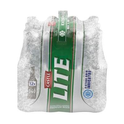 Castle Light 6x330ML
