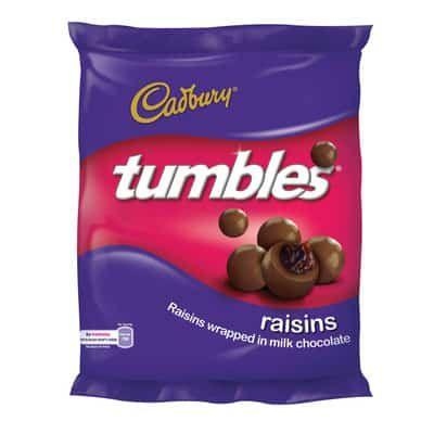 Cadbury Tumbles Raisin 65G