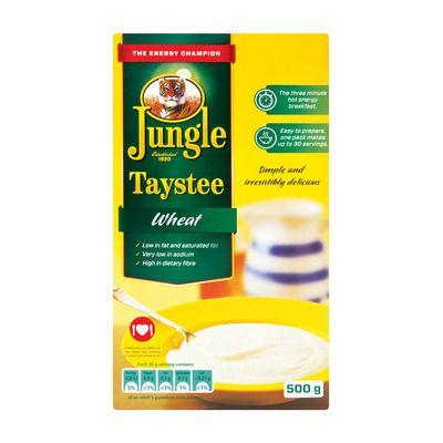 Jungle Taystee Wheet 500G