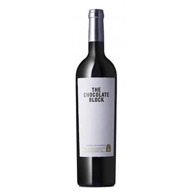 Boekenhoutskloof The Chocolate Block 750Ml Alcohol