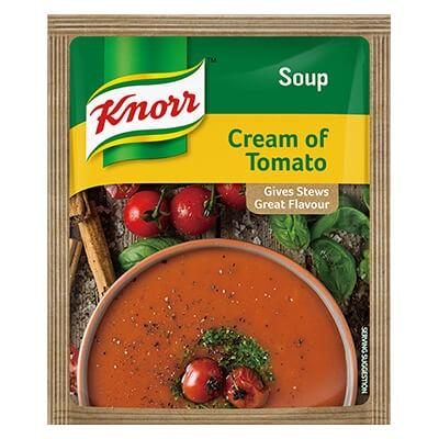 Knorr Cream of Tomato Soup 84G