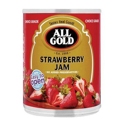 All Gold Jam Strawberry 450G