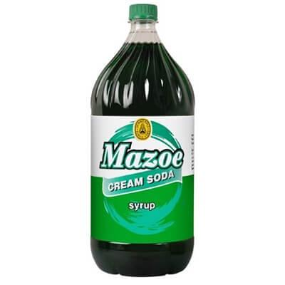 Mazoe Cream Soda 2L