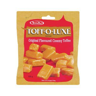 Wilsons Toffe-O-Luxe 125G