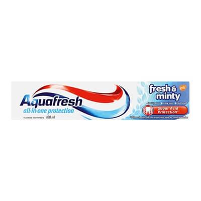 Aquafresh Fresh & Minty Toothpaste 100ML