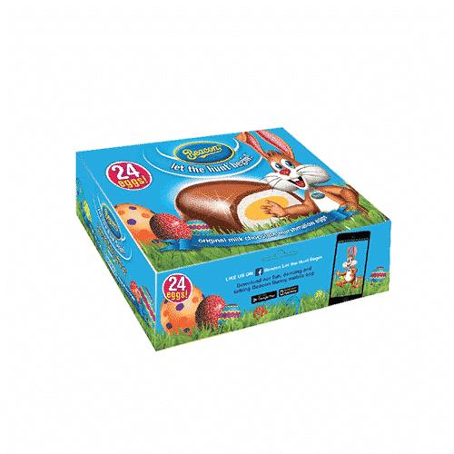 Beacon Marshmallow Egg 24PK