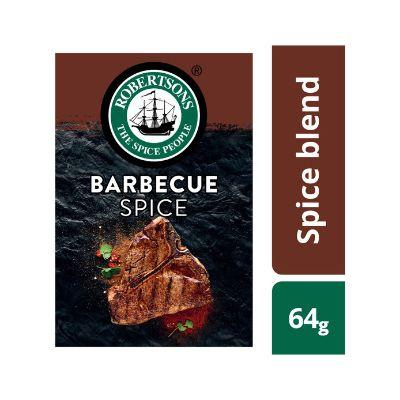 Robertsons BBQ Spice Refill 64G