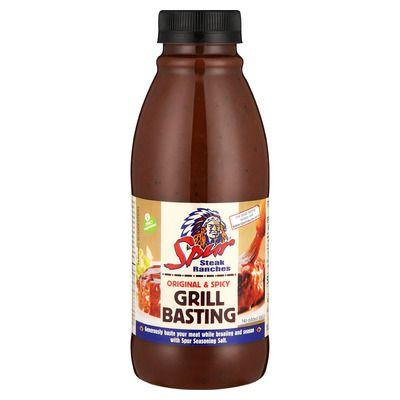 Spur Marinade Grill Basting 500ML