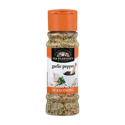 Ina Paarmans Garlic Pepper Seasoining 170G Spices