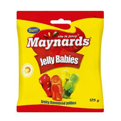 Beacon Maynards Jelly Babies 125G