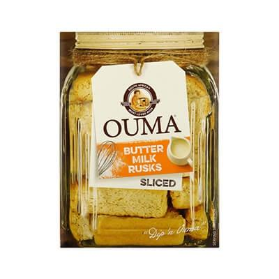 Ouma Rusks Sliced Buttermilk 450G
