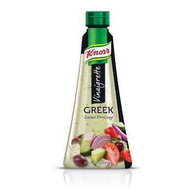 Knorr Salad Dressing Greek Vinaigrette 340ML