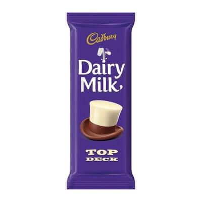 Cadbury Slab Top Deck 80G