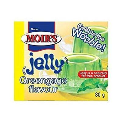 Moir's Jelly Greengage 80G
