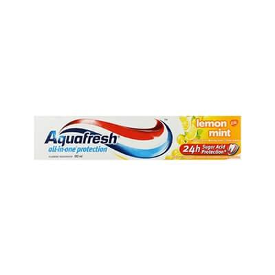 Aquafresh Lemon Mint Toothpaste 100ML