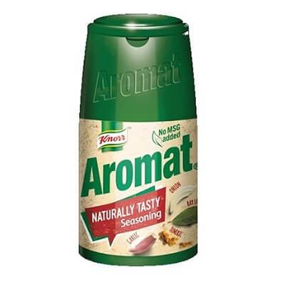 Knorr Aromat Naturally Tasty Seasoning 70G