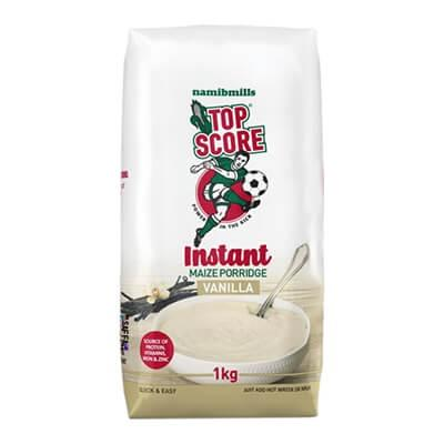 Top Score Porridge Vanilla 1KG